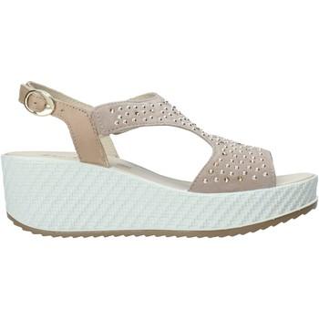 Zapatos Mujer Sandalias Enval 7280122 Beige