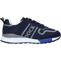 Zapatos Niños Deportivas Moda Docksteps TODAY-2 Azul