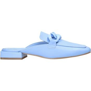 Zapatos Mujer Zuecos (Clogs) Grace Shoes 228006 Azul
