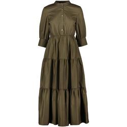 textil Mujer Vestidos largos Gaudi 111FD15056 Verde