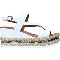 Zapatos Mujer Sandalias Bueno Shoes 21WQ6002 Blanco