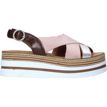 Zapatos Mujer Sandalias Bueno Shoes 21WS5704 Rosado