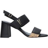 Zapatos Mujer Sandalias Alviero Martini E124 587A Negro