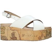 Zapatos Mujer Sandalias Alviero Martini E111 8578 Beige