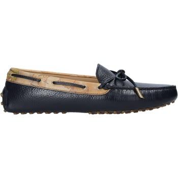 Zapatos Mujer Mocasín Alviero Martini P737 587A Negro