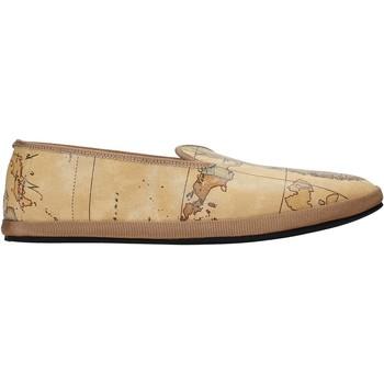 Zapatos Mujer Slip on Alviero Martini P203 9430 Marrón