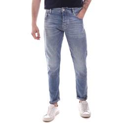 textil Hombre Vaqueros slim Gaudi 111GU26044 Azul