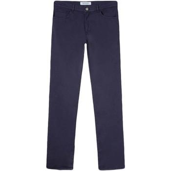 textil Hombre Pantalones chinos Trussardi 52J00007-1T005015 Azul