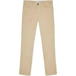 textil Hombre Pantalones con 5 bolsillos Trussardi 52J00007-1T005015 Beige