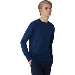 textil Hombre Sudaderas Trussardi 52M00477-0F000668 Azul