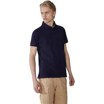 textil Hombre Polos manga corta Trussardi 52T00492-1T003600 Azul