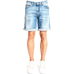 textil Hombre Shorts / Bermudas Gaudi 111GU26038 Azul