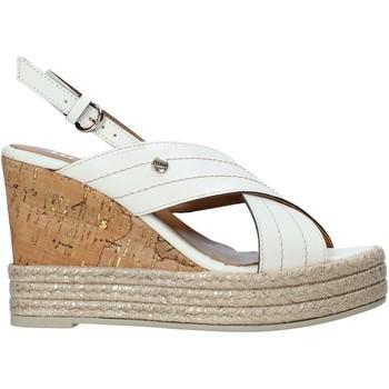 Zapatos Mujer Sandalias Alviero Martini E099 8578 Blanco