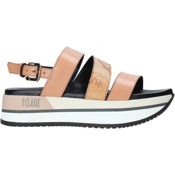 Zapatos Mujer Sandalias Alviero Martini E110 578A Rosado