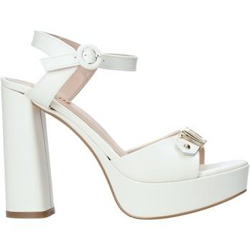 Zapatos Mujer Sandalias Alviero Martini E129 8578 Blanco