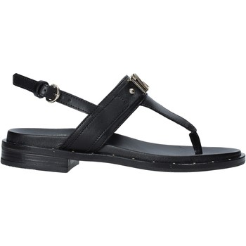 Zapatos Mujer Sandalias Alviero Martini E083 8578 Negro