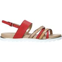 Zapatos Mujer Sandalias Alviero Martini E087 422A Rojo