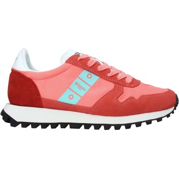 Zapatos Mujer Zapatillas bajas Blauer S1MERRILL01/NYS Rojo