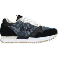 Zapatos Mujer Zapatillas bajas Sun68 Z31212 Negro