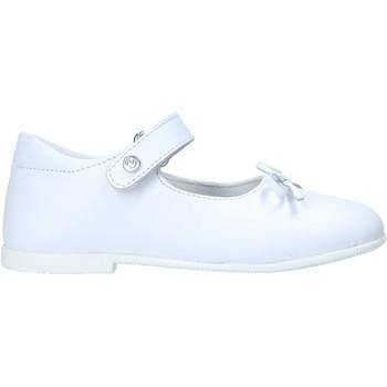 Zapatos Niña Bailarinas-manoletinas Naturino 2012962 08 Blanco