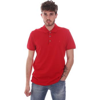 textil Hombre Polos manga corta Navigare NV82108 Rojo