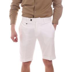 textil Hombre Shorts / Bermudas Antony Morato MMSH00141 FA800142 Blanco