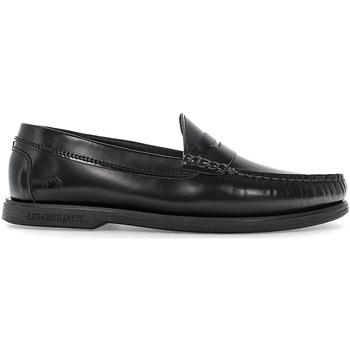 Zapatos Hombre Mocasín Lumberjack SM07802 005EU B36 Negro
