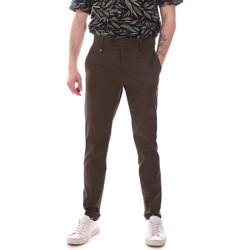 textil Hombre Pantalones chinos Antony Morato MMTR00580 FA800142 Verde