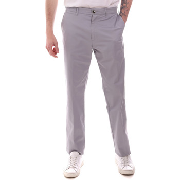 textil Hombre Pantalones chinos Navigare NV55223 Gris