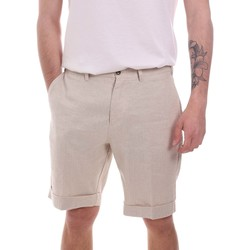 textil Hombre Shorts / Bermudas Navigare NV56055 Beige