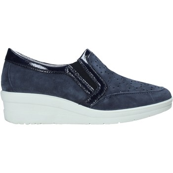 Zapatos Mujer Slip on Enval 7271122 Azul