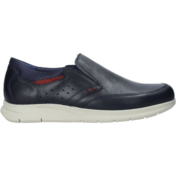 Zapatos Hombre Slip on Rogers 2700 Azul