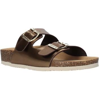 Zapatos Mujer Zuecos (Mules) Bionatura 94THESISD-LAMRAM Marrón