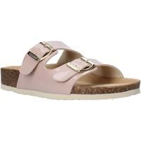 Zapatos Mujer Zuecos (Mules) Bionatura 94THESISD-VERCIP Rosado