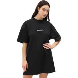 textil Mujer Vestidos cortos Dickies DK0A4XB8BLK1 Negro