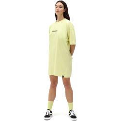 textil Mujer Vestidos cortos Dickies DK0A4XB8B541 Amarillo