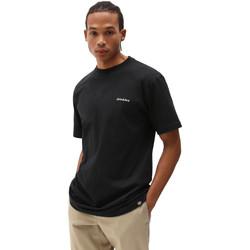 textil Hombre Camisetas manga corta Dickies DK0A4X9OBLK1 Negro