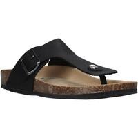 Zapatos Hombre Chanclas Bionatura 11FINGU-I-CRHNER Negro