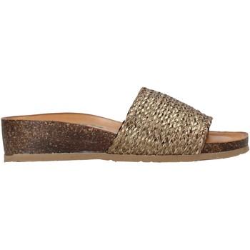 Zapatos Mujer Chanclas Bionatura 12A2128-I-TRCBRO Marrón