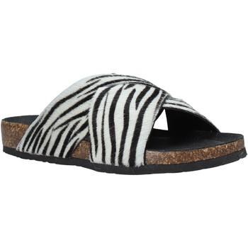 Zapatos Mujer Zuecos (Mules) Bionatura 10A2118-I-CAVBNR Negro