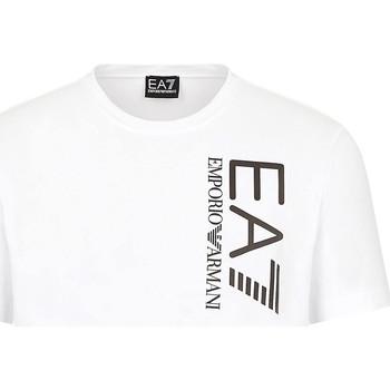 textil Hombre Camisetas manga corta Ea7 Emporio Armani 3KPT10 PJ7RZ Blanco