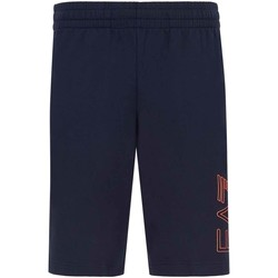 textil Hombre Shorts / Bermudas Ea7 Emporio Armani 3KPS57 PJ05Z Azul