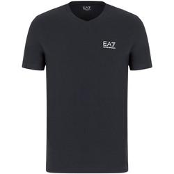textil Hombre Camisetas manga corta Ea7 Emporio Armani 8NPT53 PJM5Z Gris