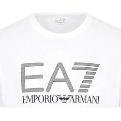 textil Hombre Camisetas manga corta Ea7 Emporio Armani 3KPT81 PJM9Z Blanco