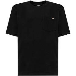 textil Hombre Camisetas manga corta Dickies DK0A4TMOBLK1 Negro
