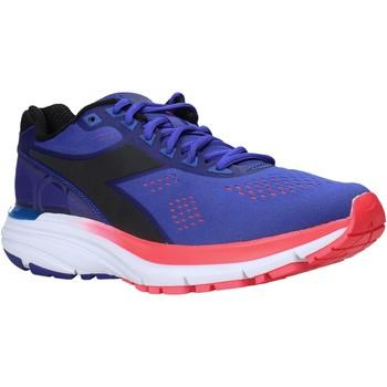 Zapatos Hombre Zapatillas bajas Diadora 101175618 Azul