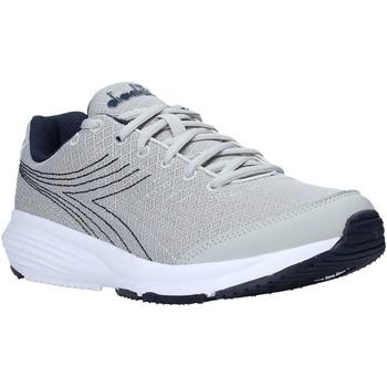 Zapatos Hombre Zapatillas bajas Diadora 101175605 Gris