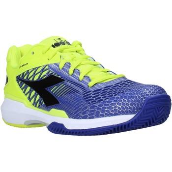 Zapatos Hombre Zapatillas bajas Diadora 101175587 Azul