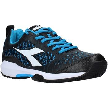 Zapatos Hombre Zapatillas bajas Diadora 101174430 Negro