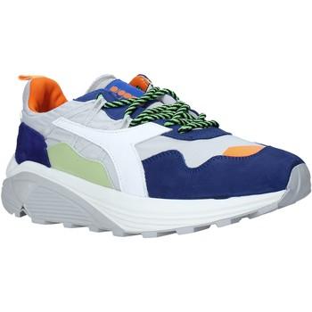 Zapatos Hombre Zapatillas bajas Diadora 501176639 Gris